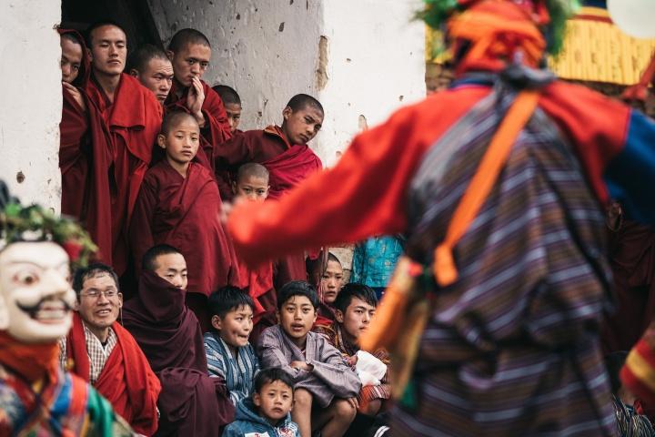 Festivals of Bhutan, Gasa Tshechu by Nils Leonhardt (12)
