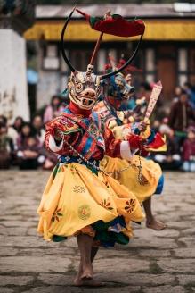Festivals of Bhutan, Gasa Tshechu by Nils Leonhardt (15)