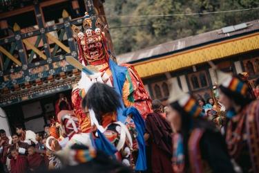 Festivals of Bhutan, Gasa Tshechu by Nils Leonhardt (16)