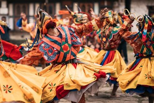 Festivals of Bhutan, Gasa Tshechu by Nils Leonhardt (17)