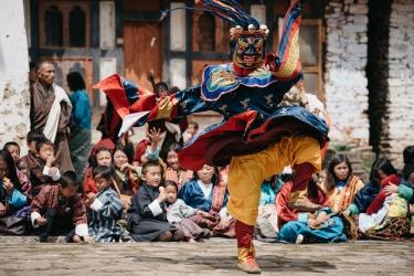 Festivals of Bhutan, Gasa Tshechu by Nils Leonhardt (18)