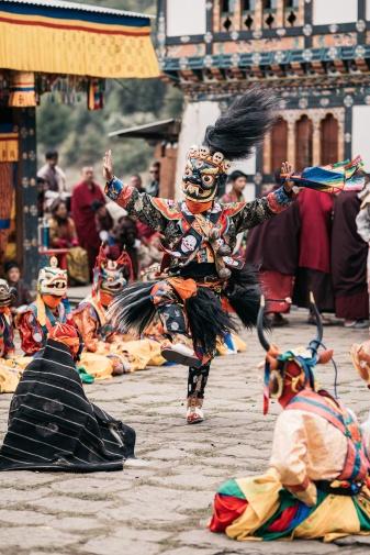 Festivals of Bhutan, Gasa Tshechu by Nils Leonhardt (19)