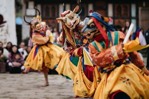 Festivals of Bhutan, Gasa Tshechu by Nils Leonhardt (9)